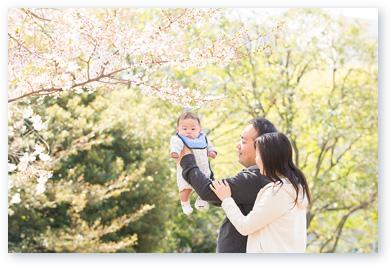 桜と一緒に2